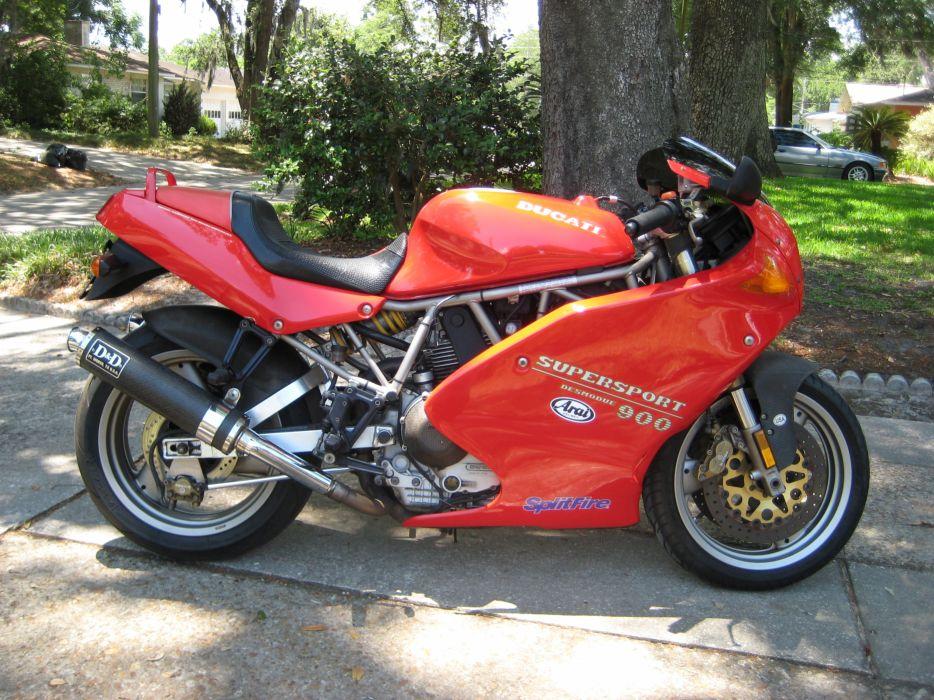 DUCATI 900 motorbike bike (68)_JPG wallpaper