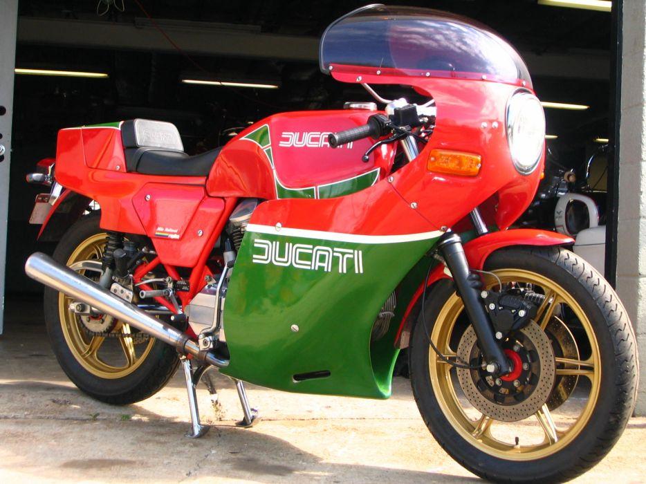DUCATI 900 motorbike bike (71) wallpaper