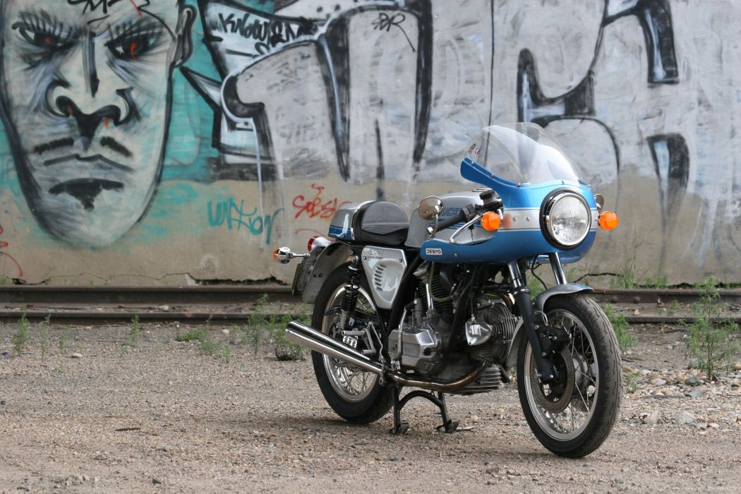DUCATI 900 motorbike bike (76) wallpaper