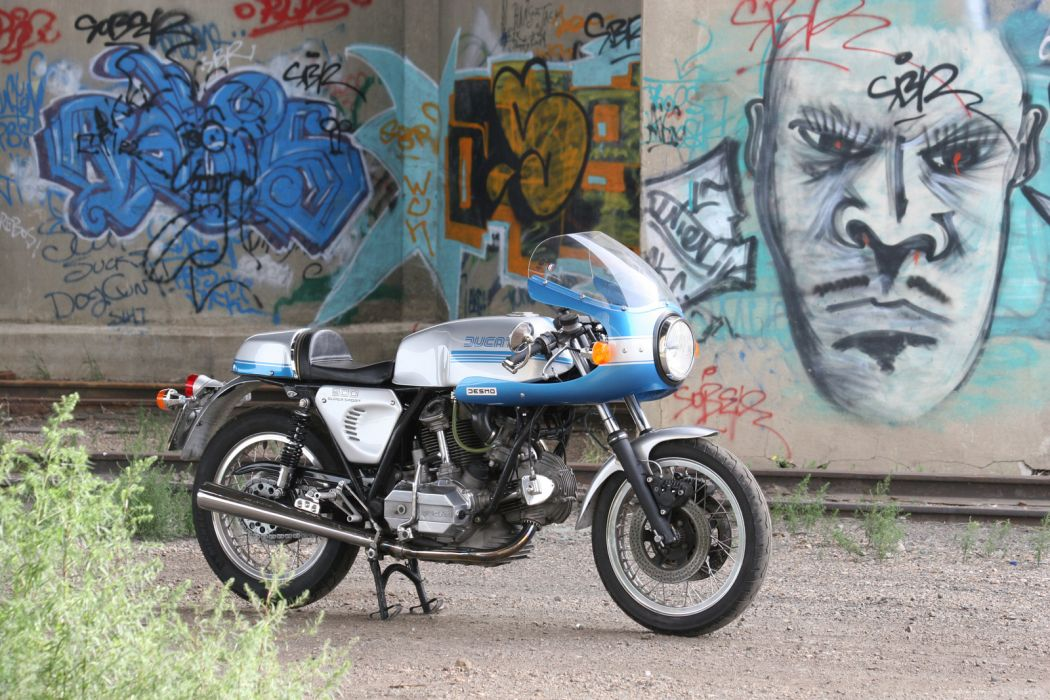 DUCATI 900 motorbike bike (77) wallpaper