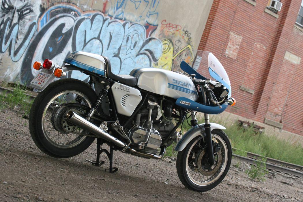 DUCATI 900 motorbike bike (79) wallpaper
