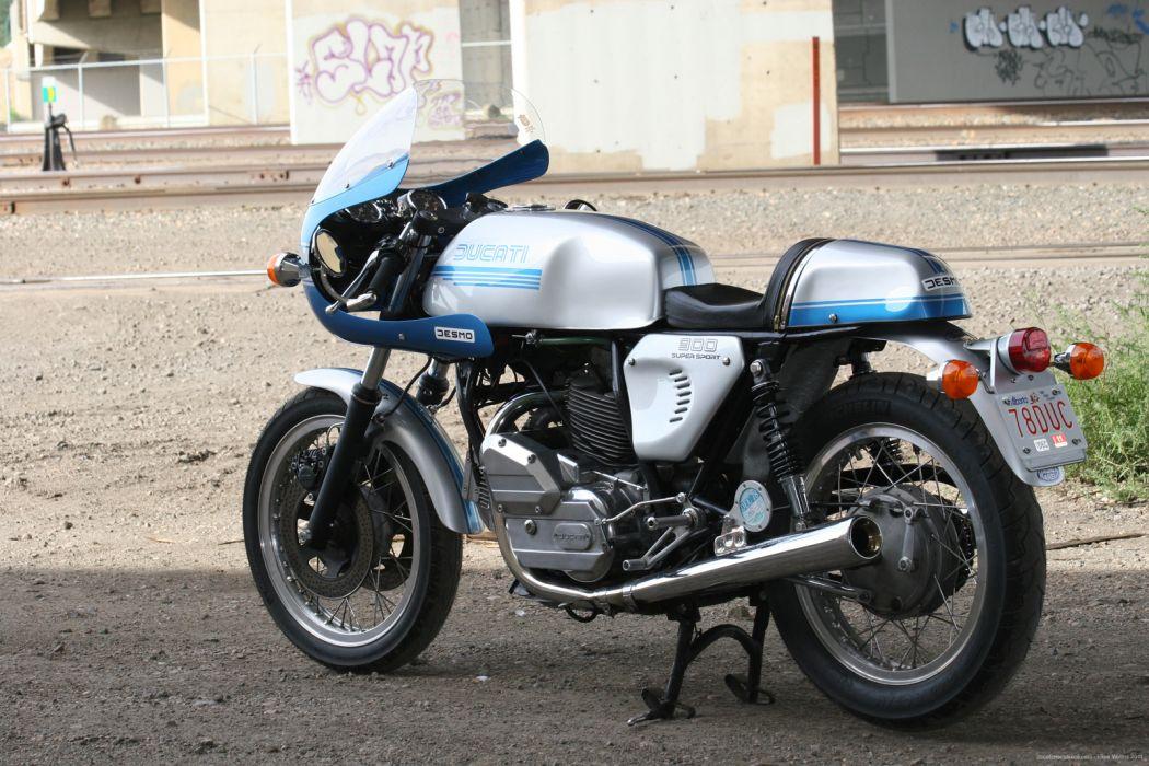 DUCATI 900 motorbike bike (80) wallpaper