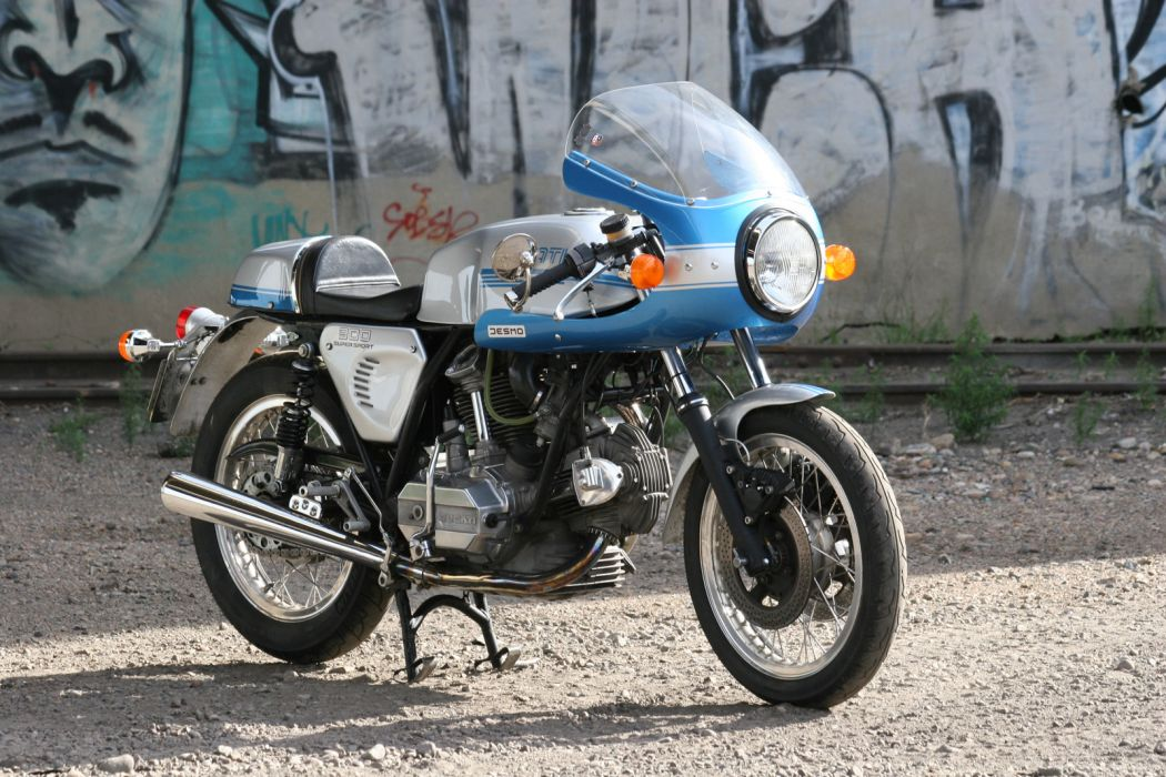 DUCATI 900 motorbike bike (83) wallpaper