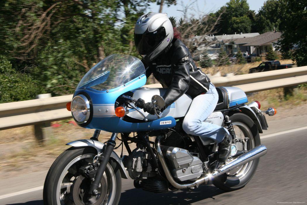 DUCATI 900 motorbike bike (89) wallpaper