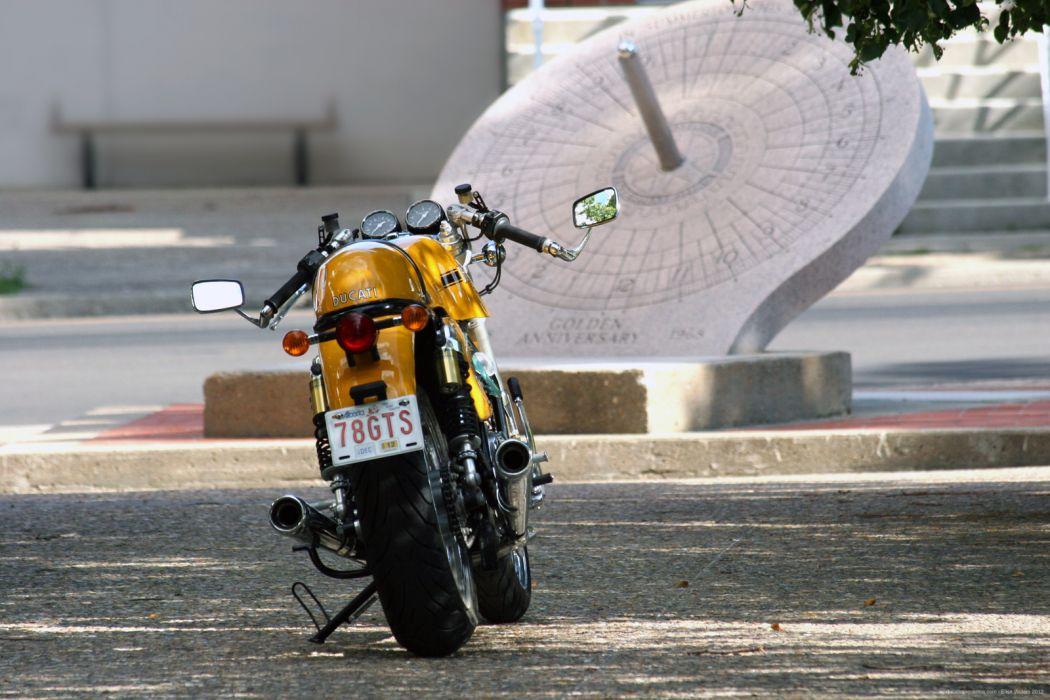 DUCATI 900 motorbike bike wallpaper