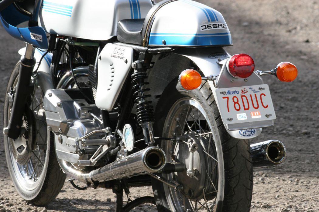 DUCATI 900 motorbike bike (92) wallpaper