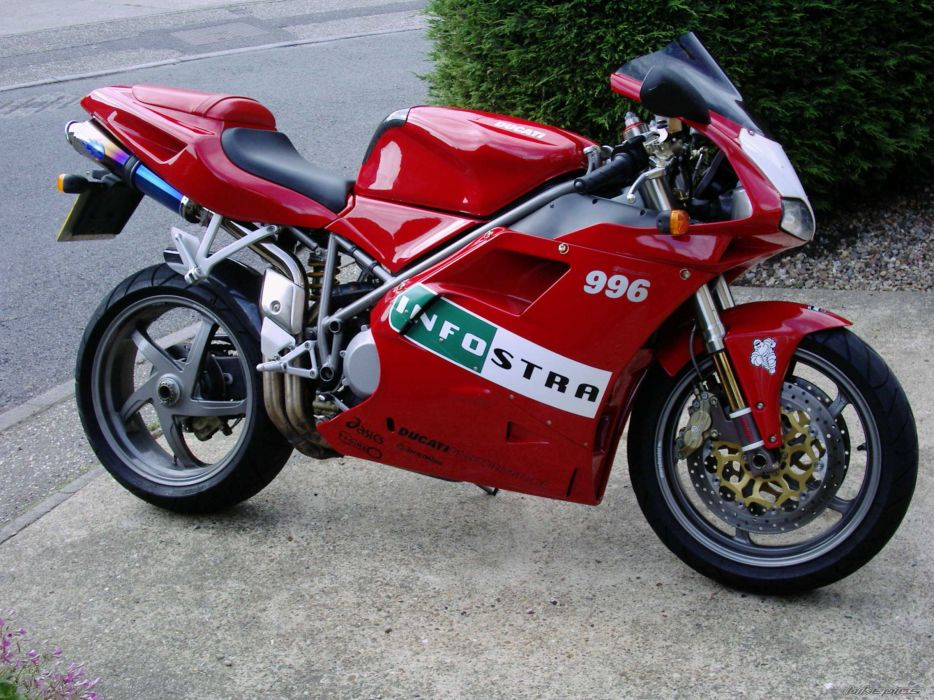 DUCATI 996 motorbike bike (3) wallpaper