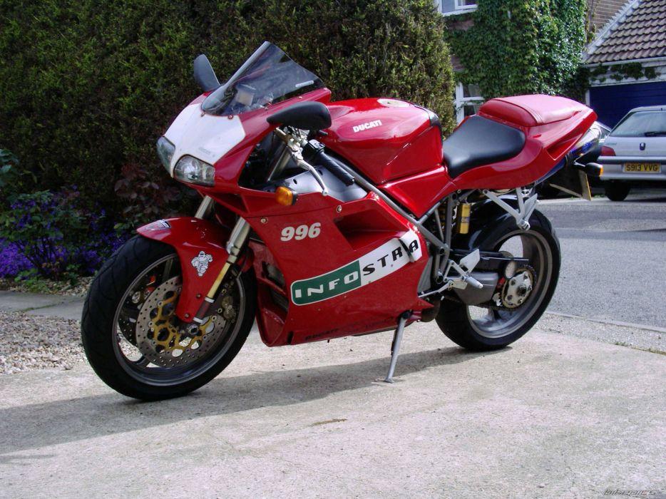 DUCATI 996 motorbike bike (4) wallpaper
