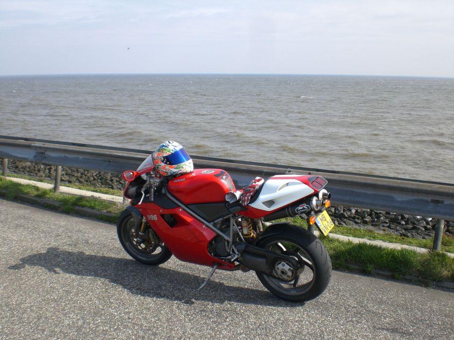 DUCATI 996 motorbike bike (6) wallpaper