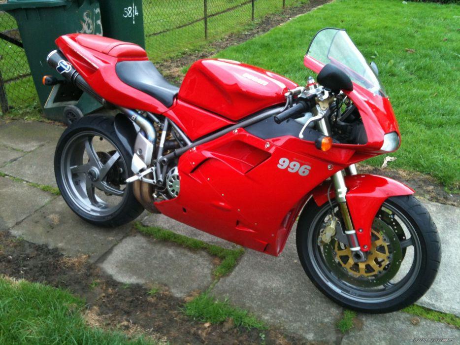 DUCATI 996 motorbike bike (10) wallpaper