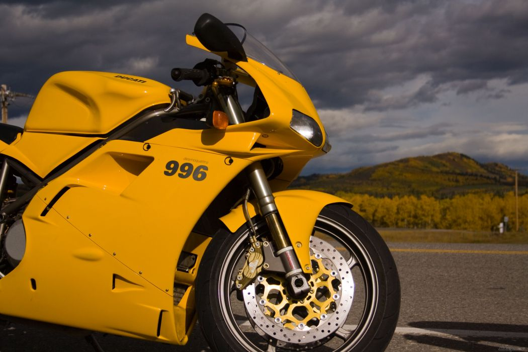 DUCATI 996 motorbike bike (11) wallpaper