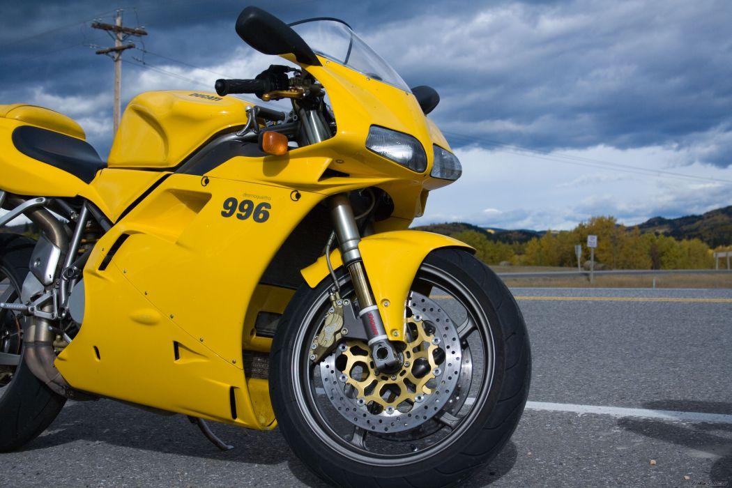 DUCATI 996 motorbike bike (13) wallpaper