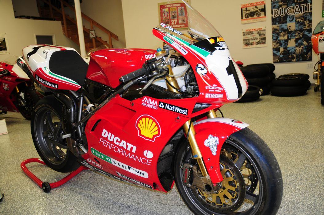 DUCATI 996 motorbike bike (15) wallpaper