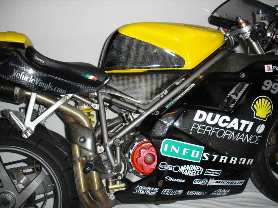 DUCATI 996 motorbike bike (18) wallpaper