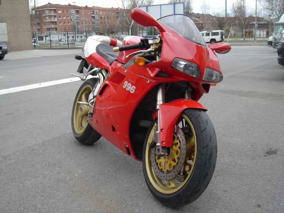 DUCATI 996 motorbike bike (21) wallpaper