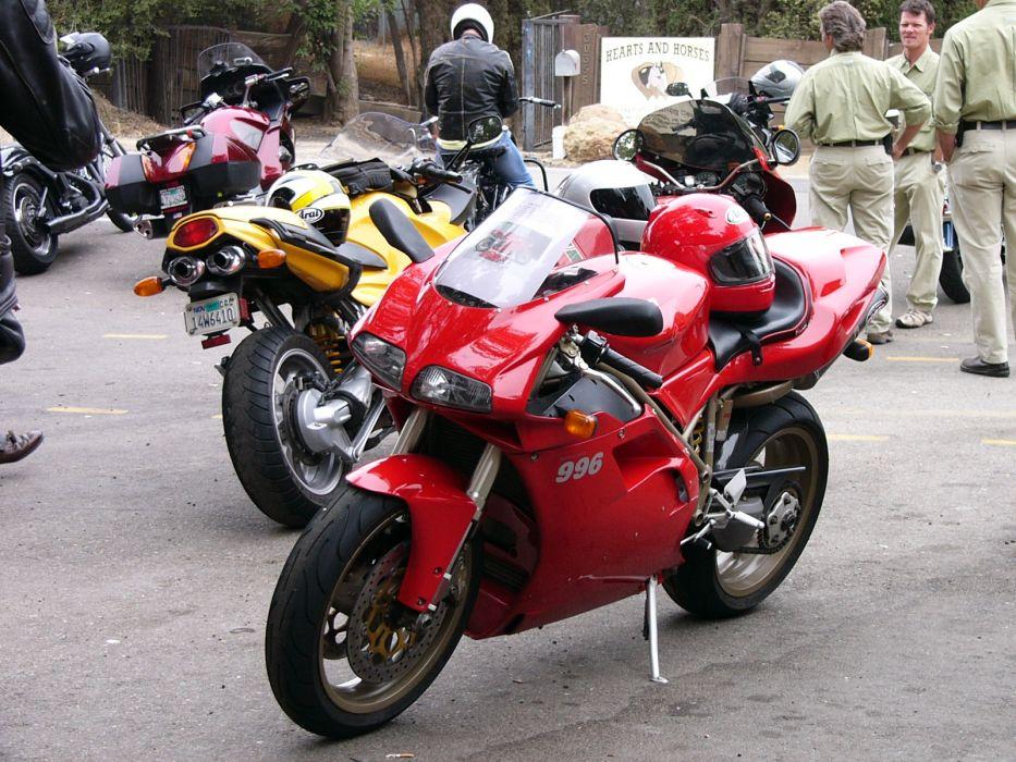 DUCATI 996 motorbike bike (24) wallpaper