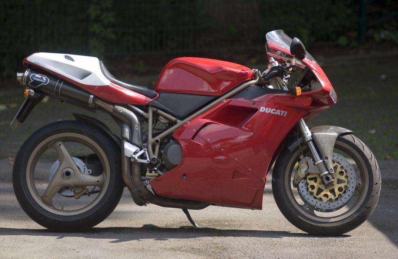 DUCATI 996 motorbike bike (26) wallpaper