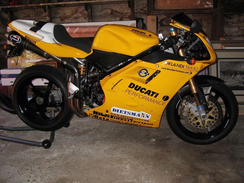 DUCATI 996 motorbike bike (33) wallpaper