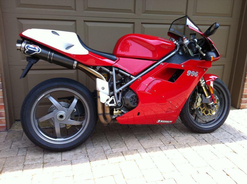 DUCATI 996 motorbike bike (34) wallpaper