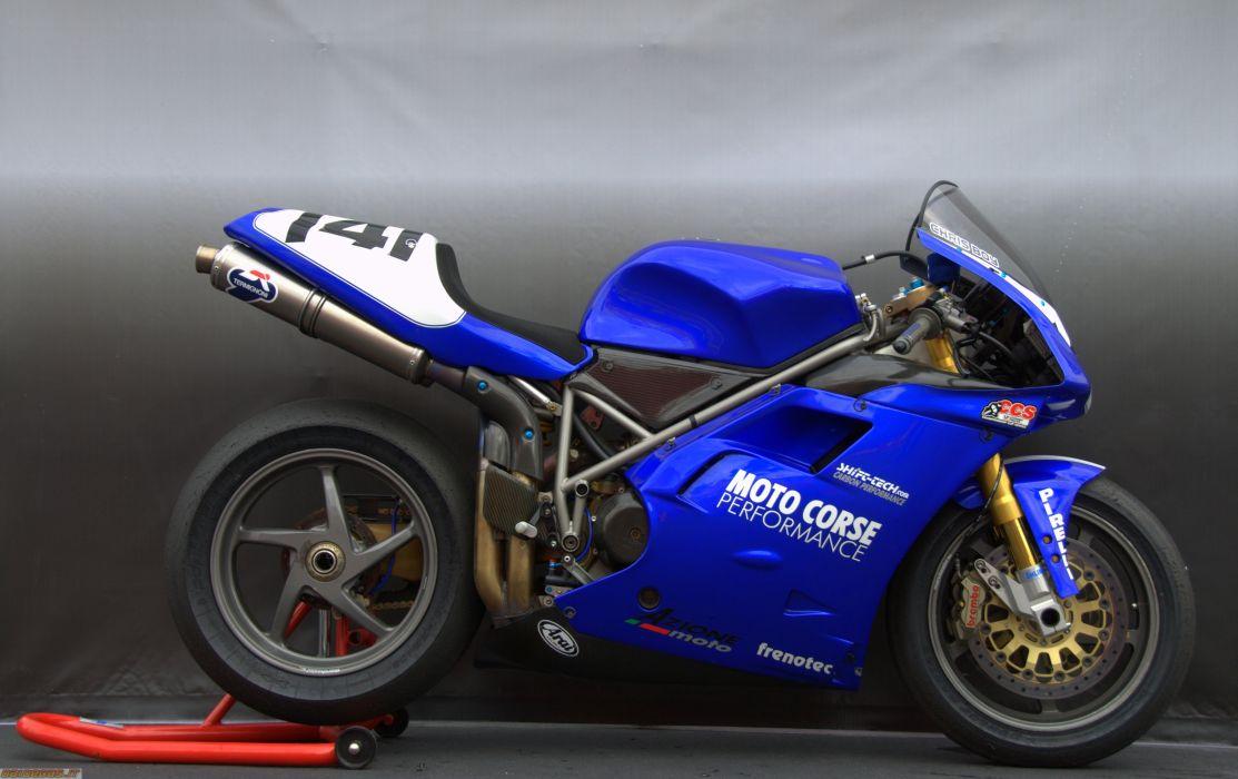DUCATI 996 motorbike bike (32) wallpaper