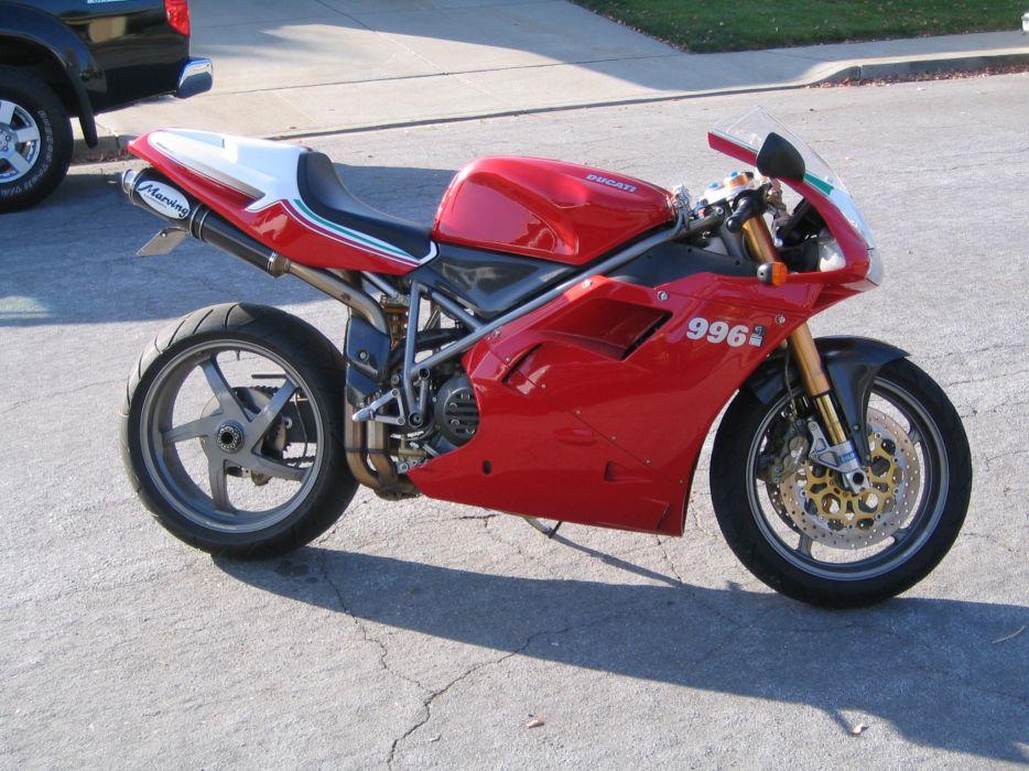 DUCATI 996 motorbike bike (48) wallpaper