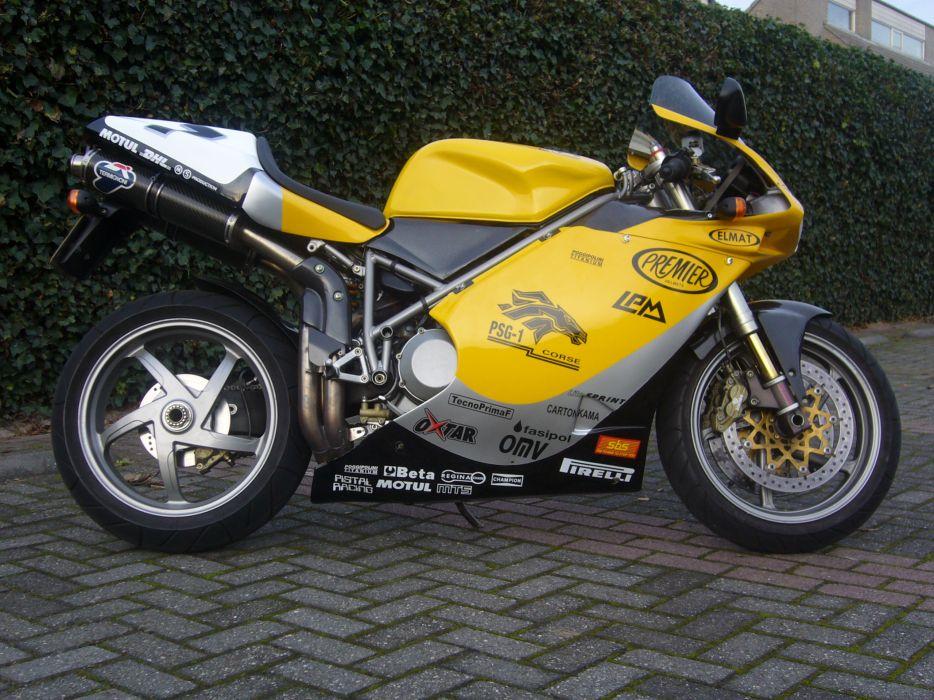 DUCATI 996 motorbike bike (49) wallpaper