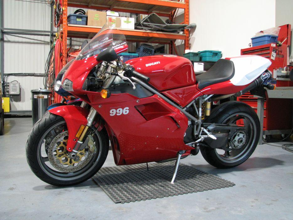 DUCATI 996 motorbike bike (53) wallpaper