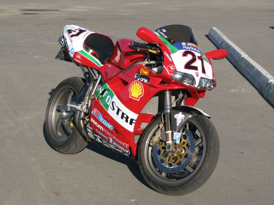 DUCATI 996 motorbike bike (55) wallpaper