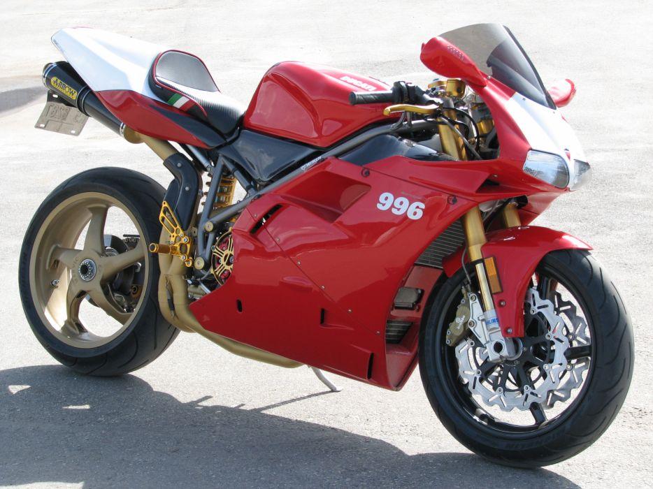 DUCATI 996 motorbike bike (57) wallpaper