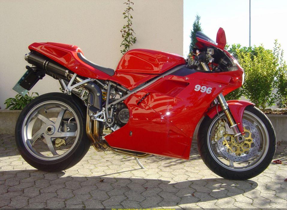 DUCATI 996 motorbike bike (66) wallpaper