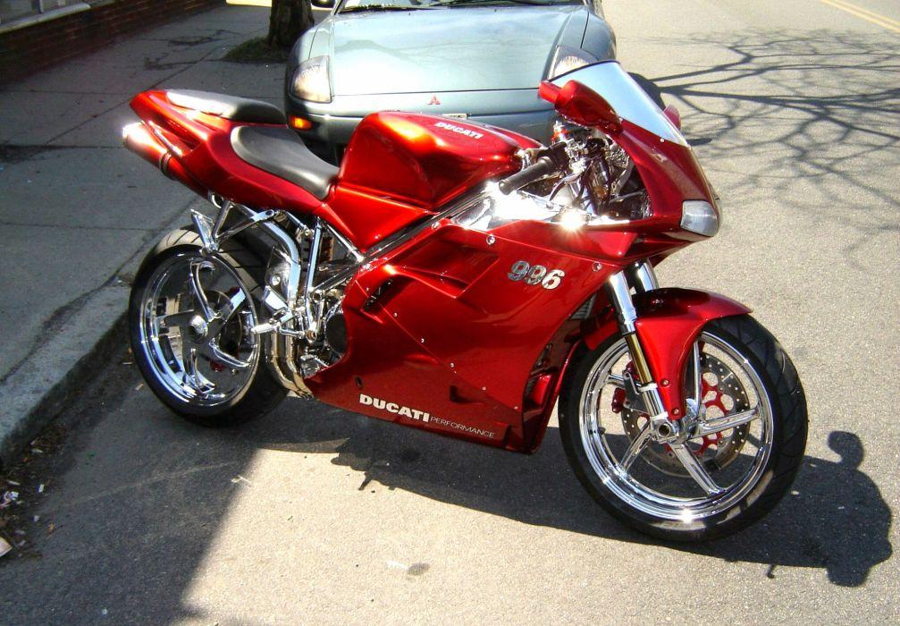 DUCATI 996 motorbike bike (68) wallpaper