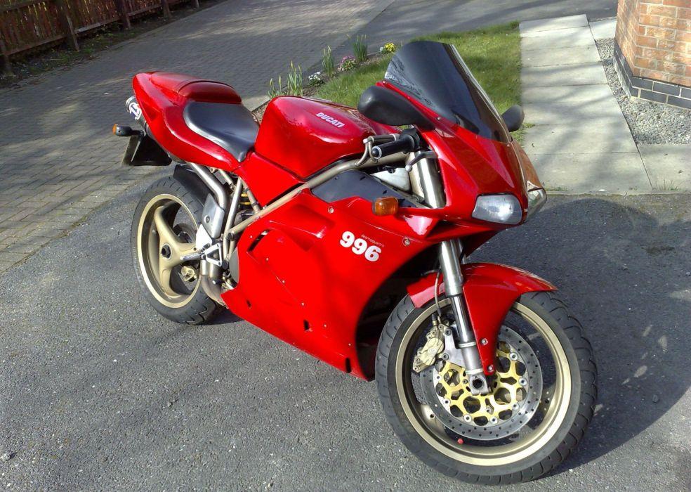 DUCATI 996 motorbike bike (70) wallpaper