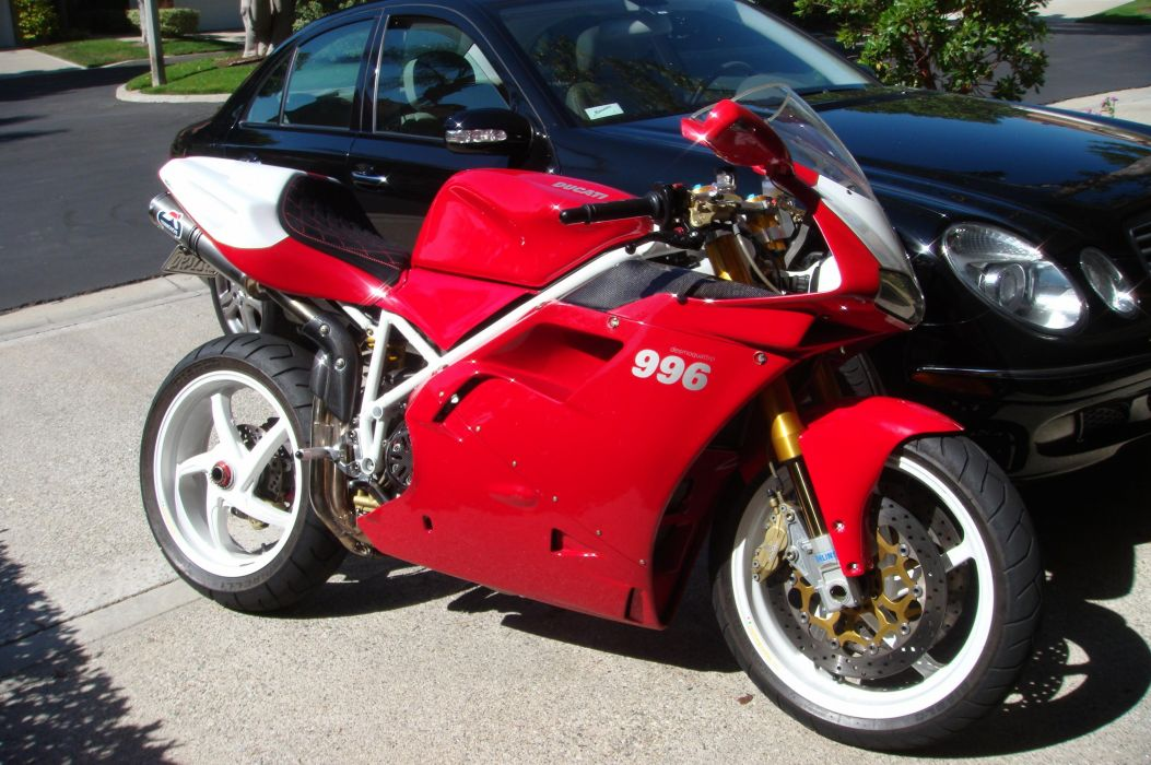 DUCATI 996 motorbike bike (77) wallpaper