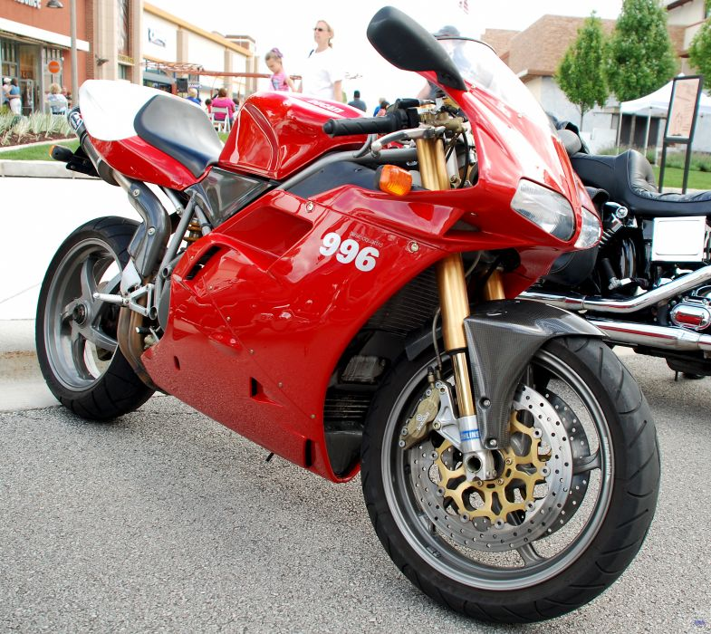DUCATI 996 motorbike bike (72) wallpaper