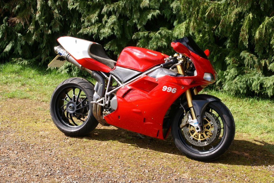 DUCATI 996 motorbike bike (74) wallpaper