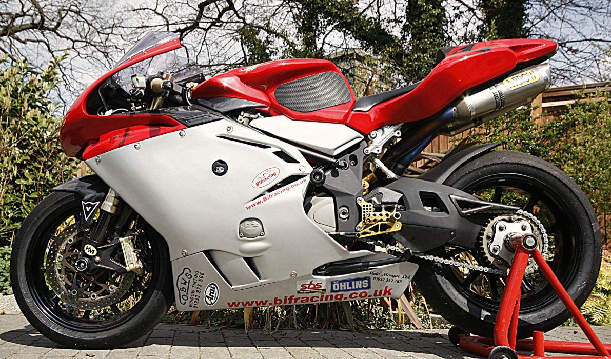 MV-AGUSTA F4 agusta f-4 superbike (93) wallpaper