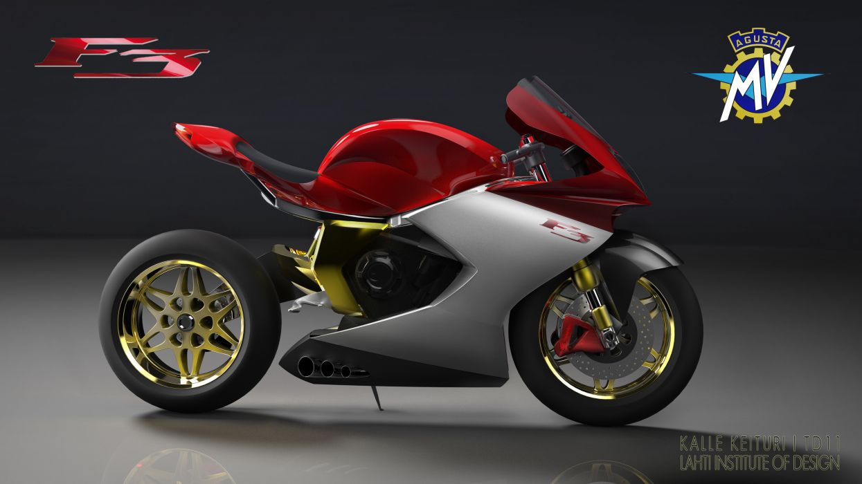 MV-Agusta F3 superbike motorbike bike f-3 (23) wallpaper