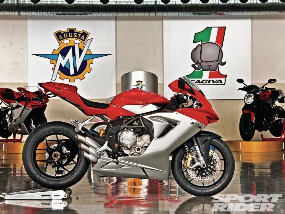 MV-Agusta F3 superbike motorbike bike f-3 (50) wallpaper