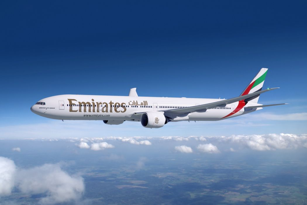 BOEING 777 airliner aircraft airplane plane jet (15) wallpaper