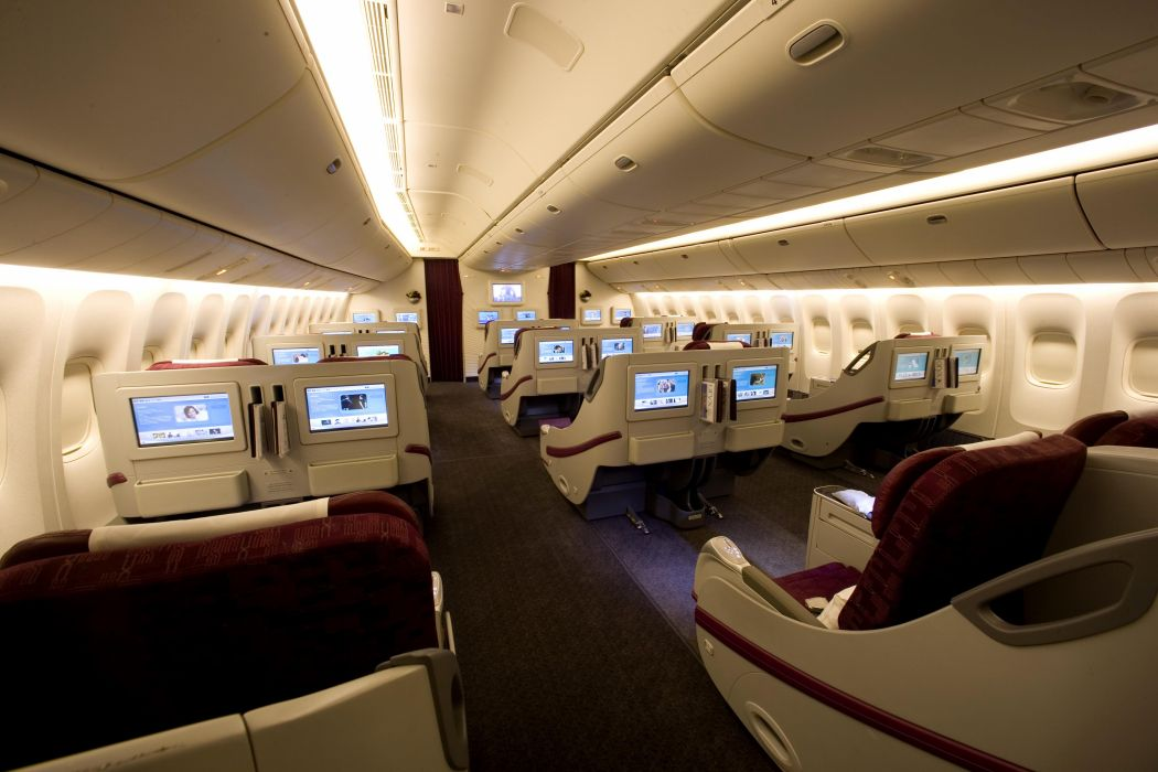 BOEING 777 airliner aircraft airplane plane jet (39) wallpaper