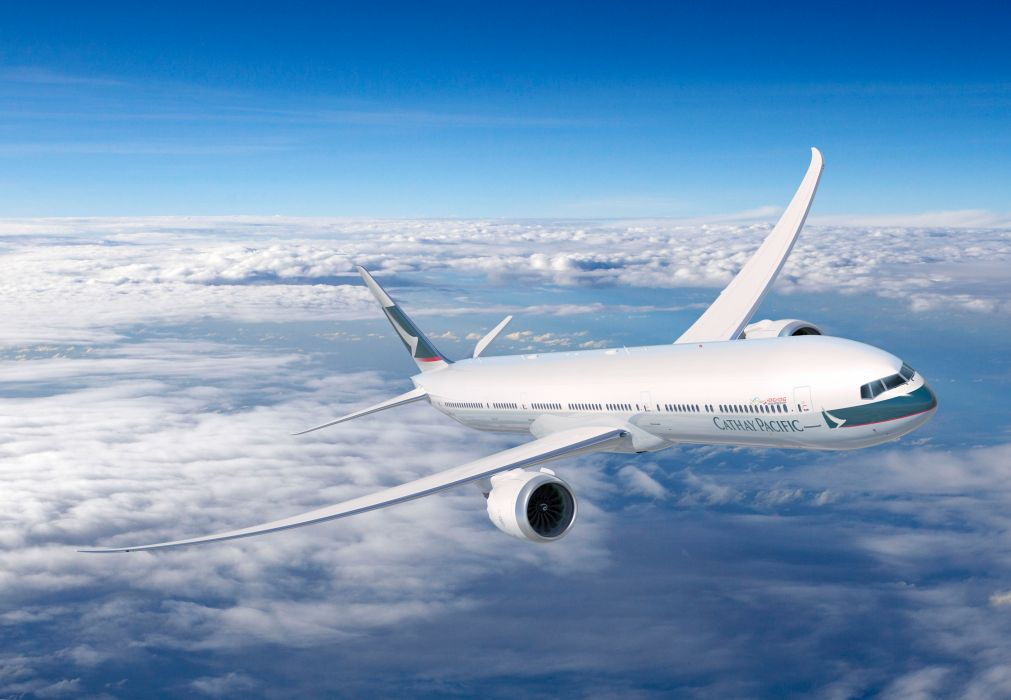 BOEING 777 airliner aircraft airplane plane jet (58)_JPG wallpaper