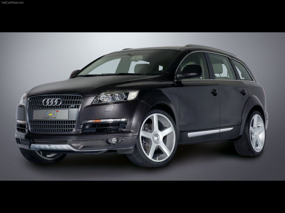 ABT Audi Q7 2006 wallpaper