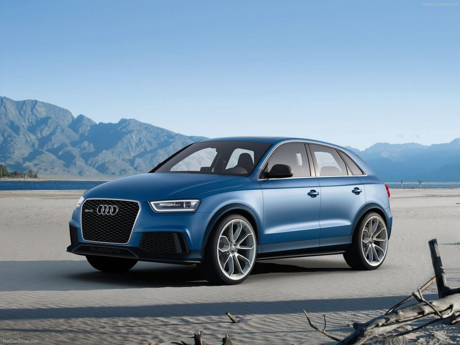 Audi RS Q3 Concept 2012 wallpaper