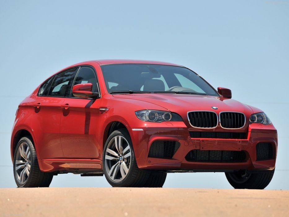 BMW X6 M 2010 wallpaper