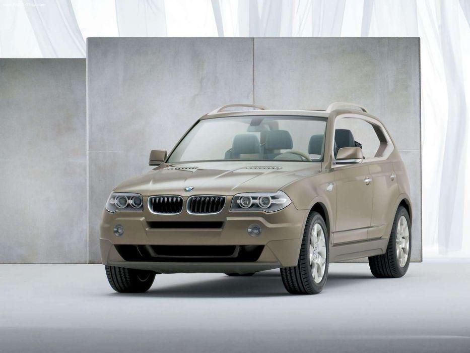 BMW xActivity Concept 2002 wallpaper