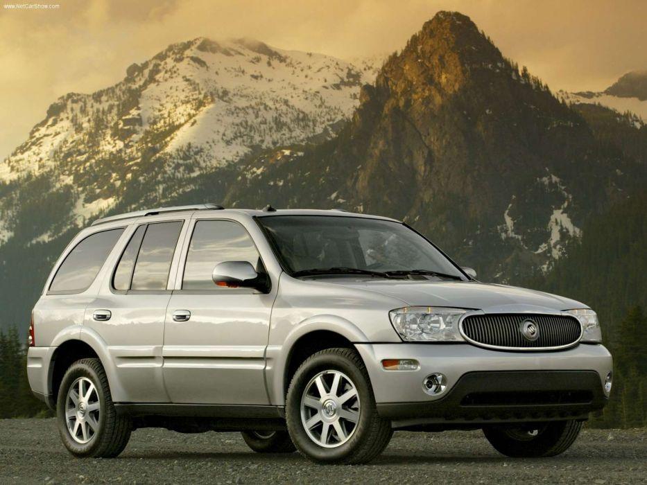 Buick Rainier CXL 2006 wallpaper