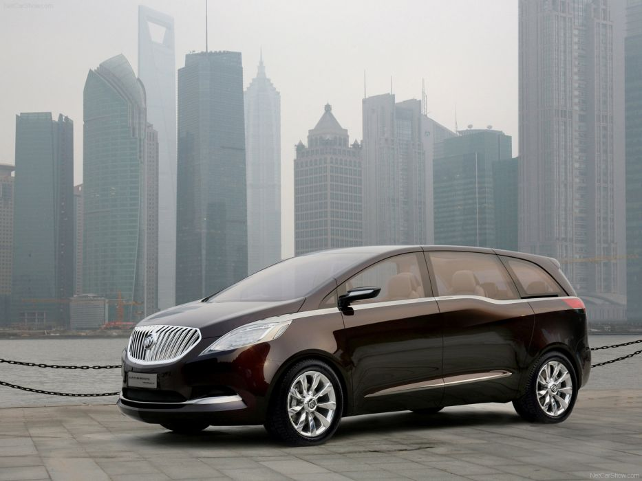 Buick Business Concept 2009 wallpaper