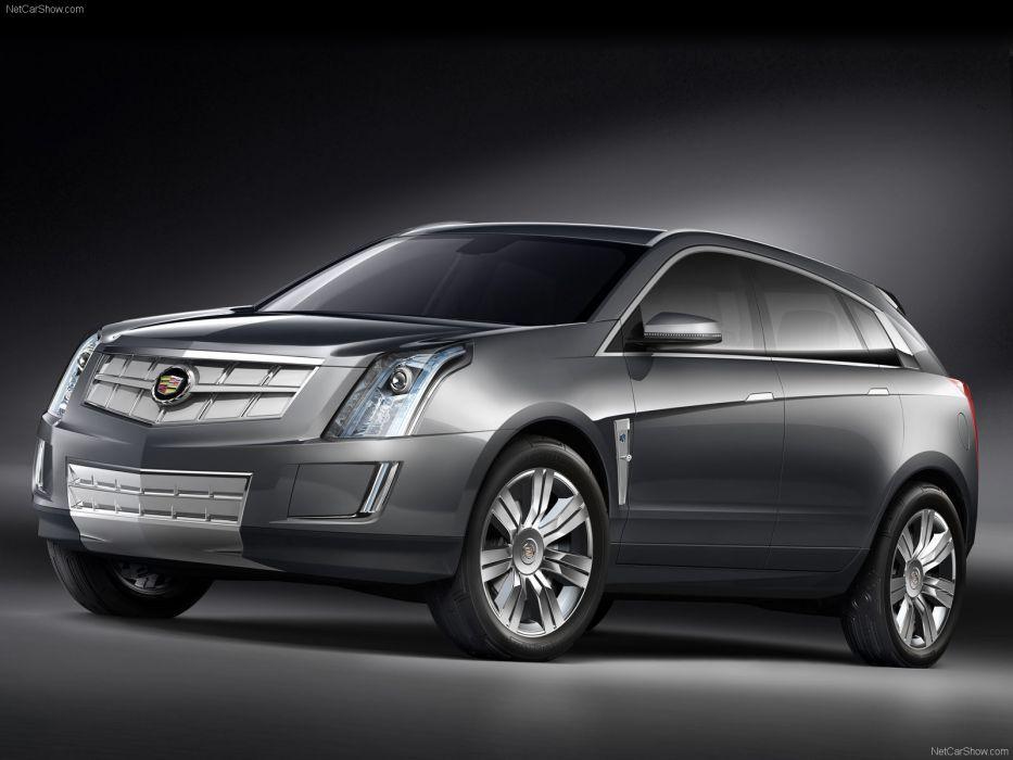 Cadillac Provoq Concept 2008 wallpaper