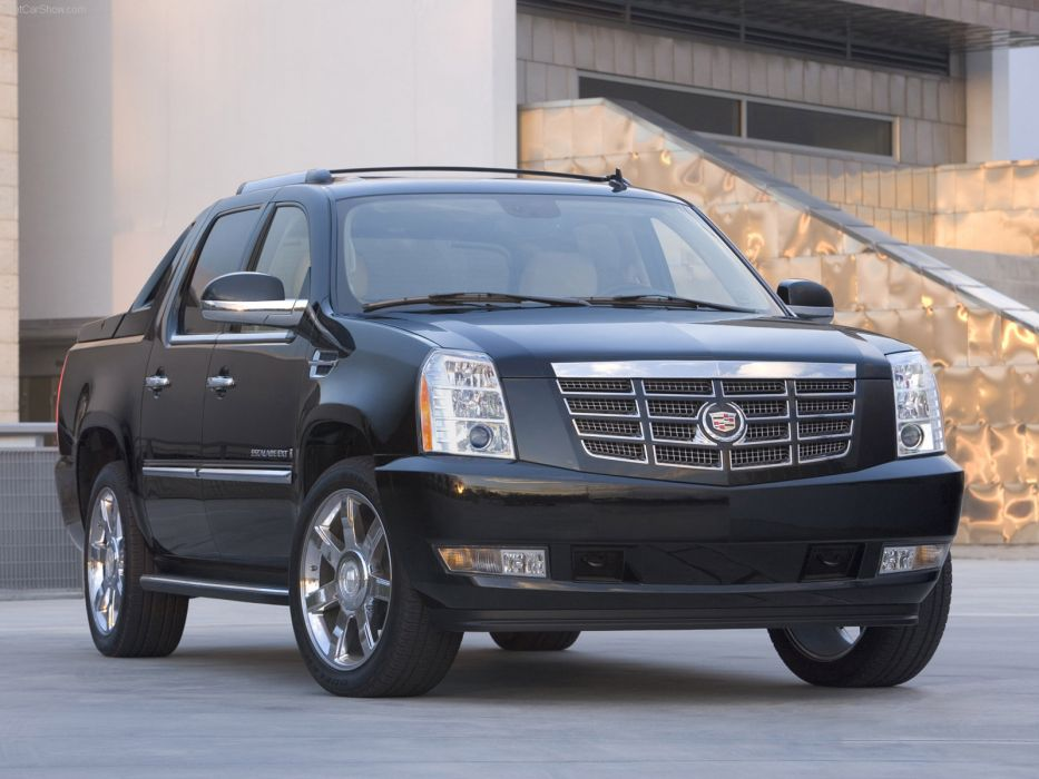 Cadillac Escalade EXT 2007 wallpaper