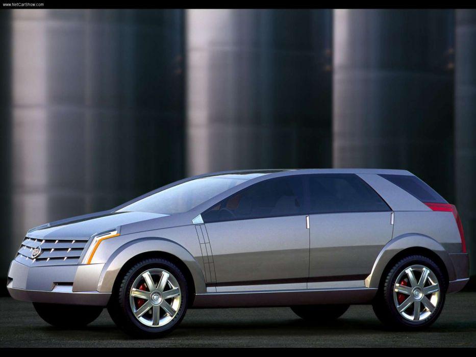 Cadillac Vizon Concept 2002 wallpaper